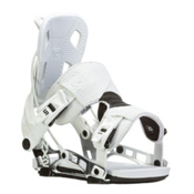 Flow NX2 Snowboard Bindings 2015, White, medium
