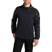 KUHL Thor 1/4 Zip Mens Sweater, Pirate Blue, medium