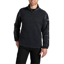 KUHL Thor 1/4 Zip Mens Sweater, Pirate Blue, 256