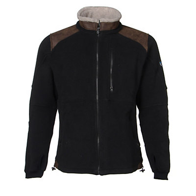 KUHL Alpenwurx Mens Jacket, Raven, viewer