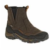 Merrell Polarand Rove Pull Waterproof Mens Boots, Black Slate, medium