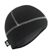 Turtle Fur Polartec Windbloc Skull Cap, Black, medium