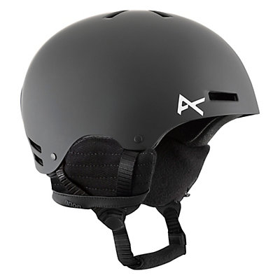 Anon Rime Kids Helmet 2018, Black, viewer