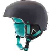Anon Lynx Womens Helmet 2015, Black Mist, medium