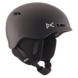 Anon Burner Kids Helmet 2017, Black, 256