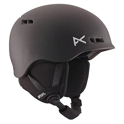 Anon Burner Kids Helmet 2017, Black, viewer