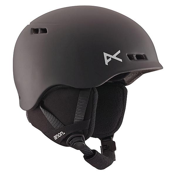 Anon Burner Kids Helmet 2018, Black, 600