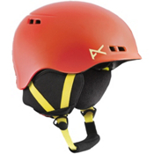Anon Burner Kids Helmet 2015, Orange, medium