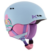 Anon Burner Kids Helmet 2018, Snackpack Blue, medium