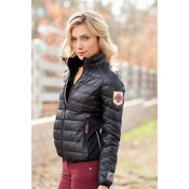 Alp-n-Rock Alpina Down Womens Jacket, Black, medium