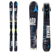 Atomic Nomad Blackeye Ti Skis with XTO 12 Bindings 2015, , medium
