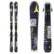 Atomic Nomad Smoke Ti Skis with XTO 12 Bindings 2015, , medium