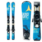 Atomic Vantage Jr. III Kids Skis with Ezy 7 Bindings 2016, , medium