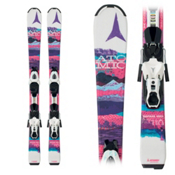 Atomic Vantage Girl II Kids Skis with XTE 045 Bindings 2016, , medium