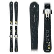 Atomic Cloud Nine ARC Womens Skis with XTE 10 Bindings, , medium