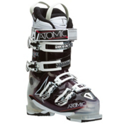Atomic Hawx 2.0 90 W Womens Ski Boots, Transparent Purple-Crystal, medium