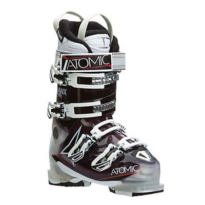 Atomic Hawx 2.0 90 W Womens Ski Boots, Transparent Purple-Crystal, viewer