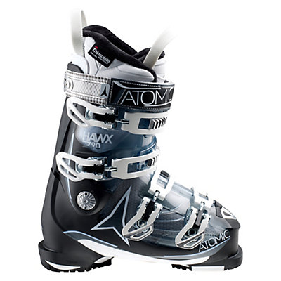 Atomic Hawx 2.0 90 W Womens Ski Boots, Transparent Purple-Crystal, viewer