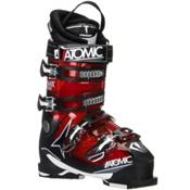 Atomic Hawx 2.0 100 Ski Boots, Transparent Red-Black, medium