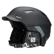 Salomon Prophet Custom Air Helmet 2016, Black Mat, medium
