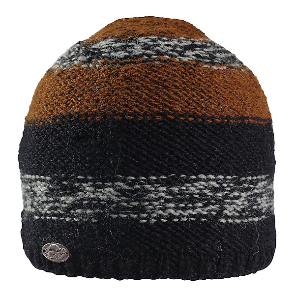 Turtle Fur Nepal Jackson Hat, Black, 600