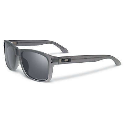 Oakley Holbrook LX Polarized Sunglasses, Banded Green-Grey Polarized, viewer