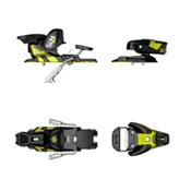 Salomon STH2 WTR 13 Ski Bindings 2015, Black-Yellow, medium