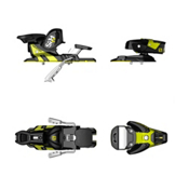 Salomon STH2 WTR 13 Ski Bindings 2016, Black-Yellow, medium