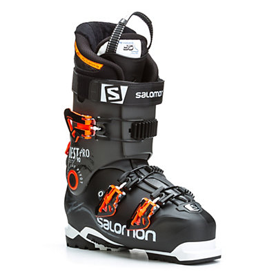 Salomon Quest Pro 90 Ski Boots, Black-Anthracite, viewer