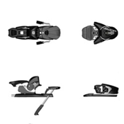 Salomon Z12 Ti Ski Bindings 2016, , medium