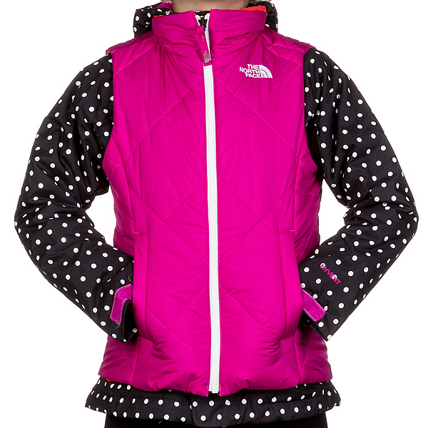 The North Face Vestamatic Triclimate Girls Ski Jacket, , 600