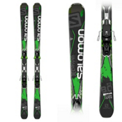 Salomon X-Drive 8.0 FS Skis with XT 12 Bindings 2015, , medium