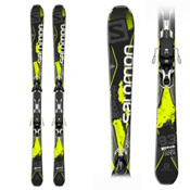 Salomon X-Drive 8.3 Skis with XT 12 Bindings, , medium