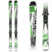 Salomon X-Drive 80 Ti Skis with Z 12 Bindings 2015, , medium