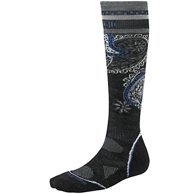 SmartWool PhD Ski Light Pattern Womens Ski Socks, , viewer
