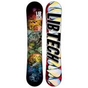 Lib Tech Burtners Box Scratcher Snowboard, 154cm, medium