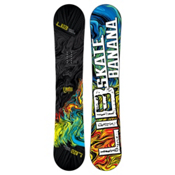 Lib Tech Skate Banana Snowboard 2015, Small Rainbow, medium
