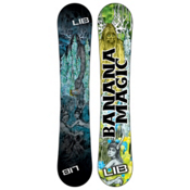 Lib Tech Banana Magic BTX HP Snowboard, , medium