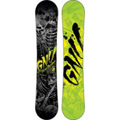 Gnu Metal Gnuru EC2 Snowboard 2015, , medium