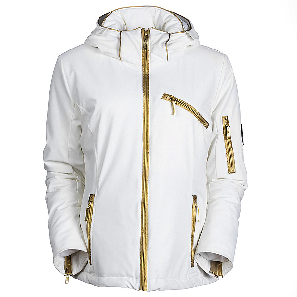 Skea Gill Parka Womens Insulated Ski Jacket, , 600