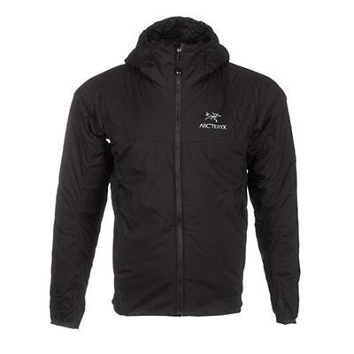Arc'teryx Atom LT Hoody Mens Jacket, Black, viewer
