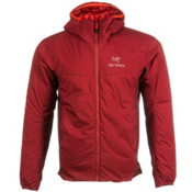 Arc'teryx Atom LT Hoody Jacket, Oxblood, medium