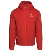 Arc'teryx Atom LT Hoody Mens Jacket, Vermillion, medium