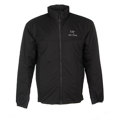 Arc'teryx Atom LT Mens Jacket, Black, viewer