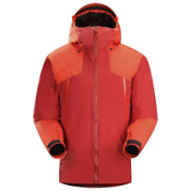 Arc'teryx Stikine Mens Insulated Ski Jacket, Aruna, medium