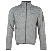 Arc'teryx Covert Cardigan Mens Jacket, Argent, medium