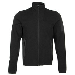 Arc'teryx Covert Cardigan Mens Jacket, Black, 256