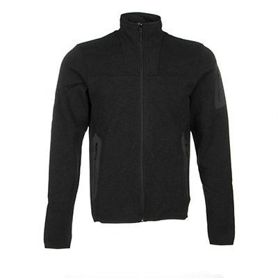 Arc'teryx Covert Cardigan Mens Jacket, Argent, viewer