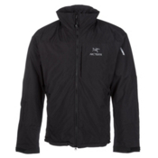Arc'teryx Kappa Mens Jacket, Black, medium
