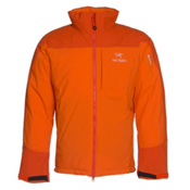 Arc'teryx Kappa Mens Jacket, Stellar Orange, medium